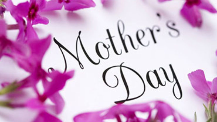 Mother's Day at Ingleside – CANCELED