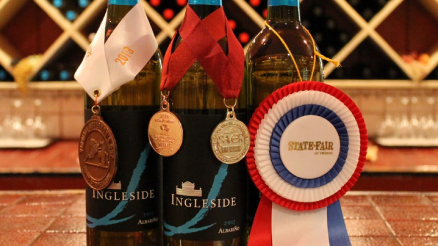 Top 5 Summer Wines from Ingleside