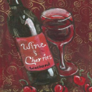 Wine & Cherries weekend