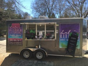 Lala's Kitchen food truck